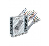 0.4MMX2PAIR TELEPHONE CABLE 500 MTR-FINOLEX